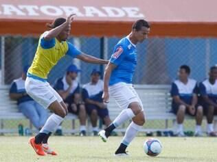 Leandro Damião almeja romper seu vínculo com o clube santista