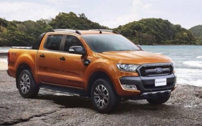 Ford convoca consumidores para recall da Ranger modelos 2017