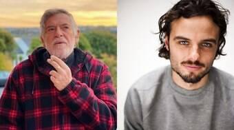 José de Abreu vive romance com ator de 33 anos em filme