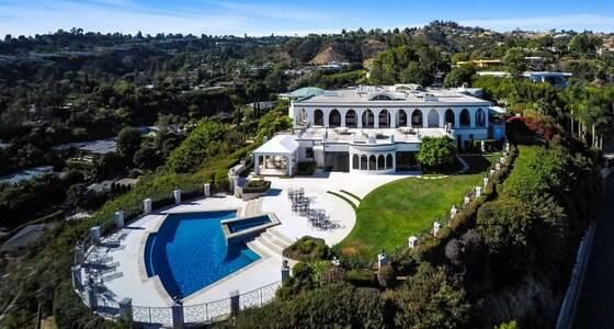 Veja as 26 mansões mais caras à venda nos EUA
