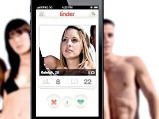 Moda. Facilidade e segurança colocam o Tinder entre os principais apps, redes sociais e sites especializados em encontrar um par
