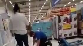 Gerente humilha vendedor em Carrefour do Mato Grosso