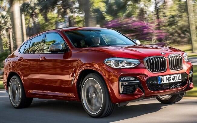 BMW X4: O
