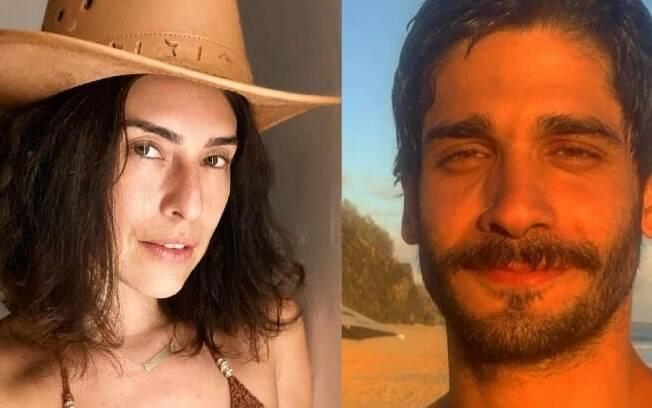 Fernanda Paes Leme e seu novo affair