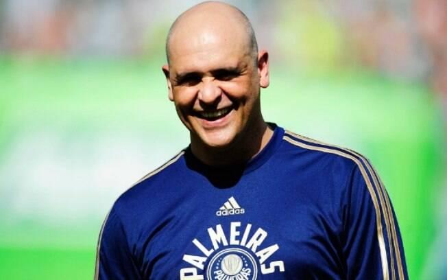 Marcos é um dos maiores ídolos da história do Palmeiras