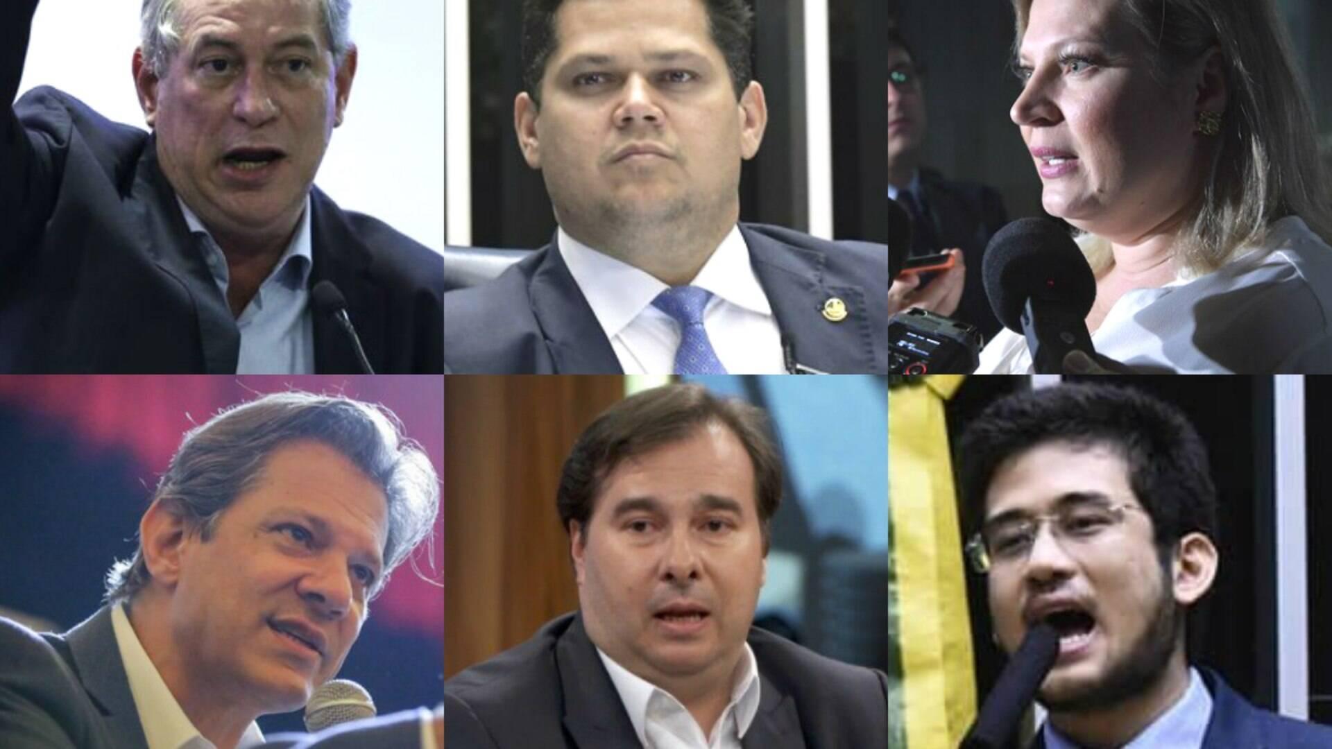 Como políticos reagem à fala de Eduardo Bolsonaro sobre o AI-5 ...