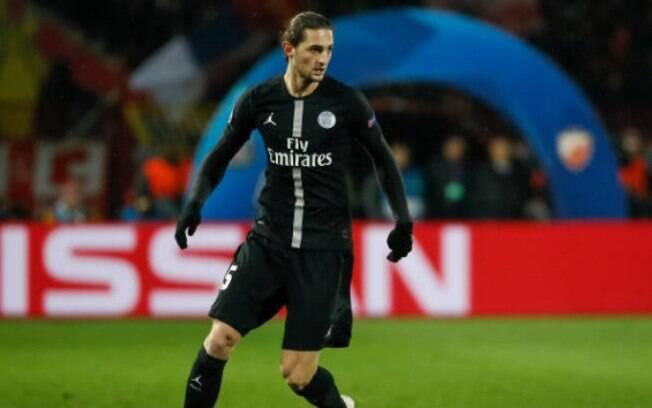 Rabiot já tinha sido afastado do time principal em janeiro, por não renovar o contrato com o PSG
