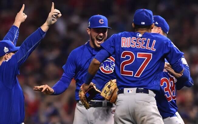 Chicago Cubs foi campeão após 108 anos