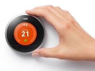 Termostato Nest regula temperatura da casa com base em hábitos do usuário