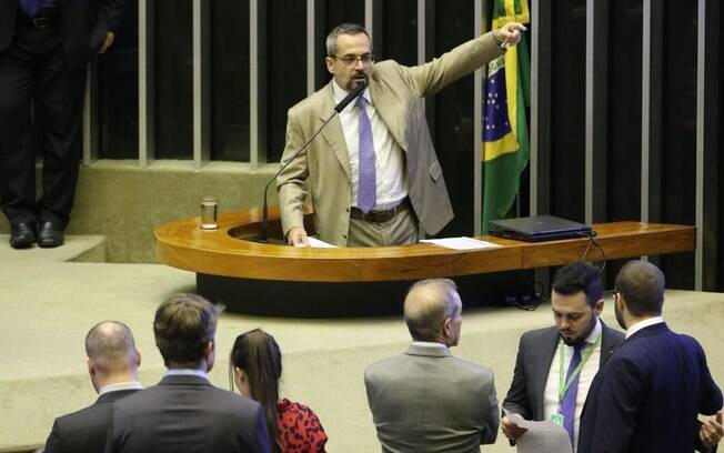 Ministro da Educação Abraham Weintraub foi sabatinado na Câmara dos Deputados