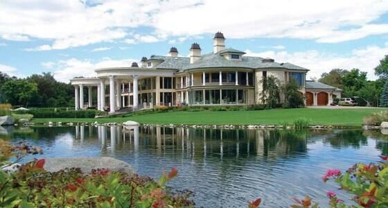 Veja as 25 maiores mansões à venda nos EUA