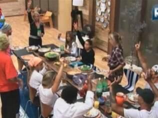 Peões votam por dividir o prêmio de R$ 500 mil entre os participantes