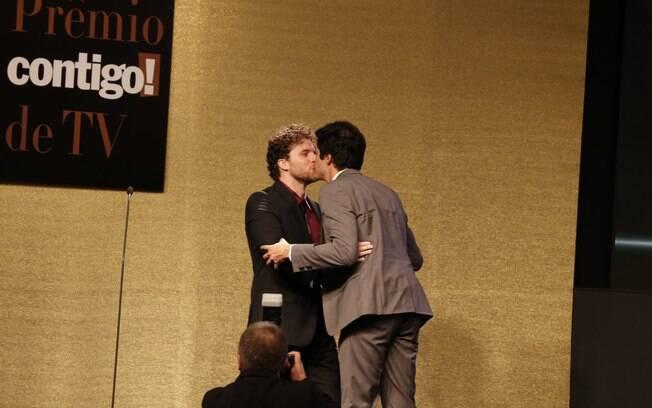 Mateus Solano e Thiago Fragoso