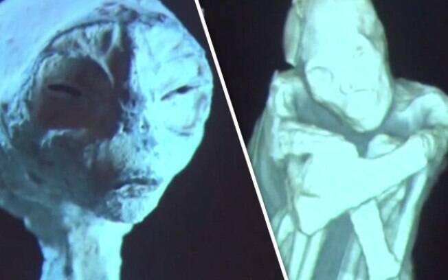 Cinco múmias foram encontradas no Peru e ufologista alega serem de ETs