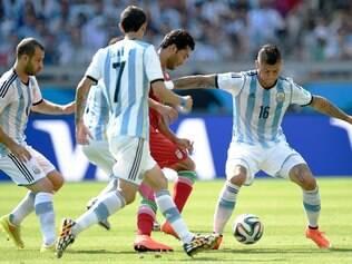 Promessa argentina é de marcação pegada contra a Holanda, na próxima quarta-feira