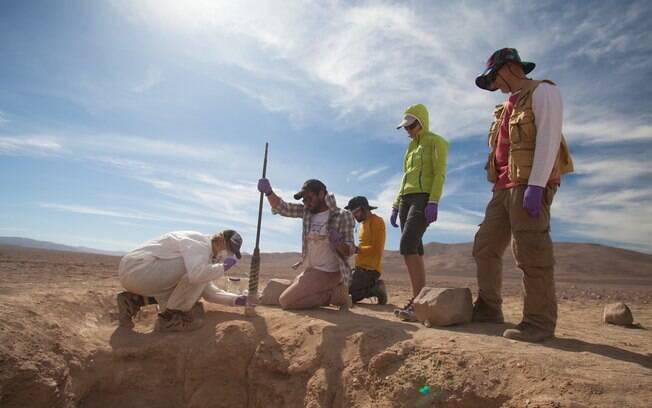 Cientistas irão ao deserto de Atacama nos próximos quatro anos para estuda viabilidade do projeto