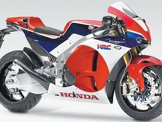 Protótipo esportivo Honda RC213V-S