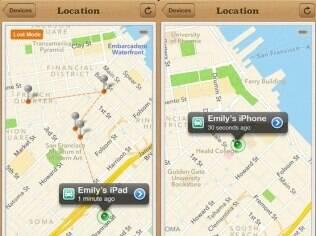 Aplicativo da Apple para encontrar aparelho perdido ganha integração com mapas