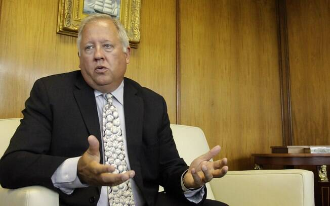 Ex-embaixador dos EUA no Brasil Thomas Shannon defendeu a entrada do Brasil na Otan, durante o governo Bolsonaro