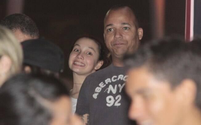 Sasha, filha da Xuxa, pede para proibir a entrada da imprensa na área vip do camarote do Rock in Rio