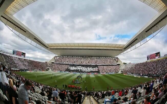 Corinthians ainda deve para Caixa referente ao estádio em Itaquera