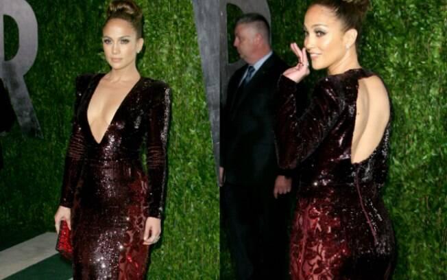 Jennifer Lopez renovou o seguro para o seu bumbum