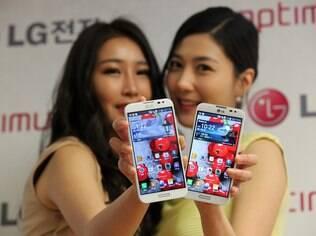 LG chega ao terceiro lugar do ranking de maiores fabricantes de smartphones, atrás de Apple e Samsung