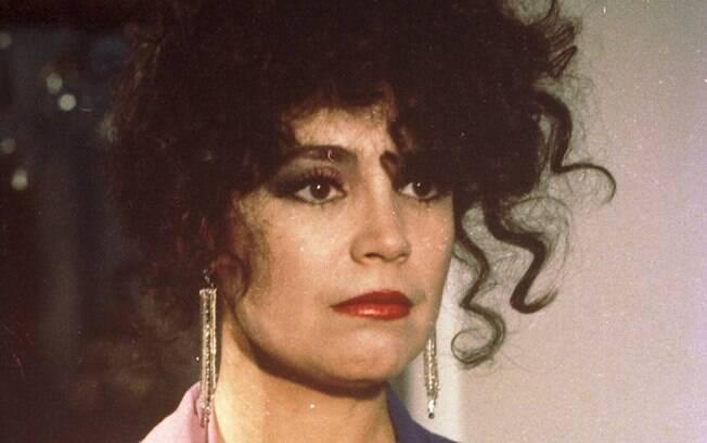 A Viúva Porcina (Regina Duarte), em