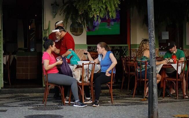 bar no Rio de Janeiro