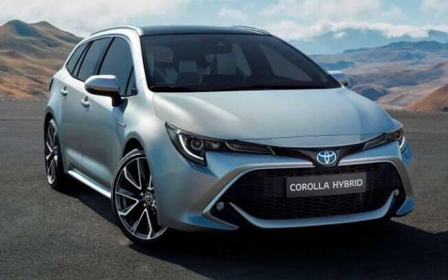 Novo Toyota Corolla: por enquanto, só o a versão hatch estreou no Japão, EUA e Austrália, mas conseguiu ser o campeão