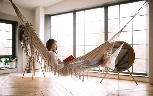 Rede na decorao: 7 opes para criar um cantinho relaxante em casa