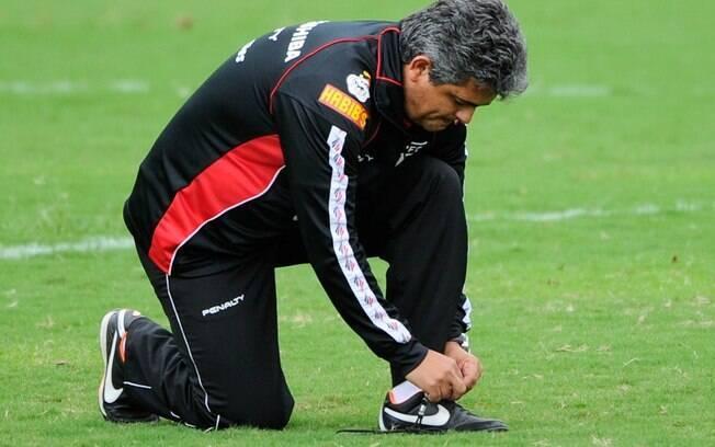 O técnico Ney Franco acredita que os  problemas no elenco do São paulo foram resolvidos