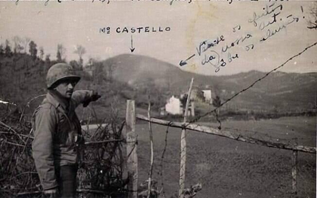 74º aniversário da Batalha de Monte Castello