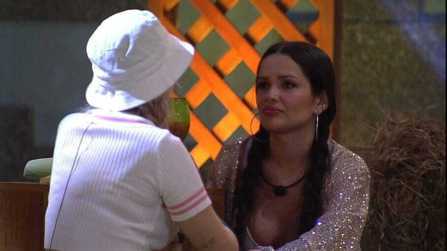 Viih Tube conversa com Juliette