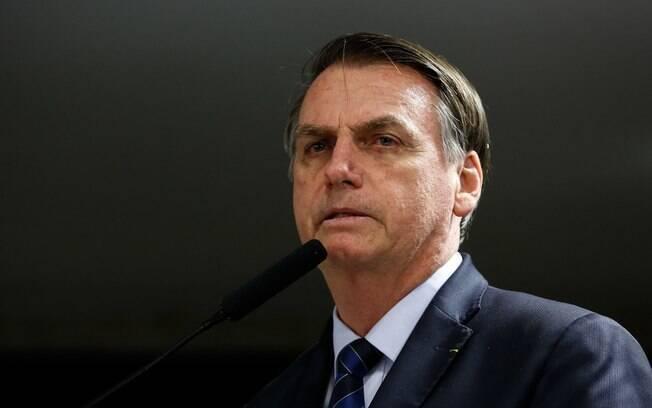 Ao ser indagado sobre a votação, Bolsonaro disse que não havia visto a lista tríplice ainda