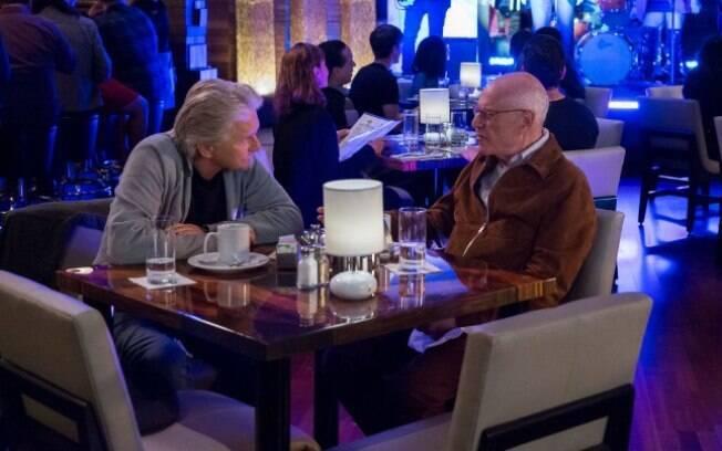 Michael Douglas estrela série voltada ao envelhecimento em Hollywood, baseada na própria jornada do criador