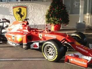 O monoposto deverá entrar em nova fase de testes entre os dias 1º e 4 de fevereiro, em Jerez, na Espanha