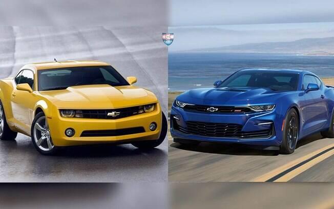Desde o lançamento em 2010, o Chevrolet Camaro evoluiu bastante, tornando-se um esportivo com desempenho de tirar o fôlego