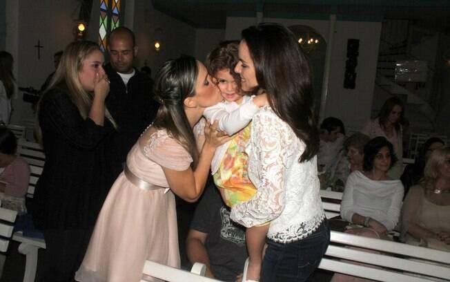 Fernanda Pontes, Isabella e Ana Furtado