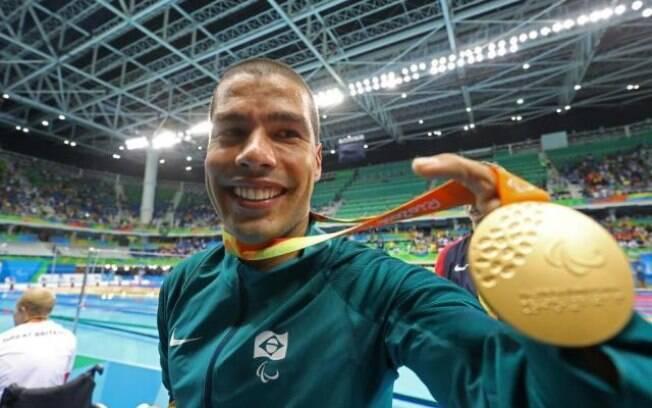 Daniel Dias estará no Parapan 2019 em busca de mais medalhas