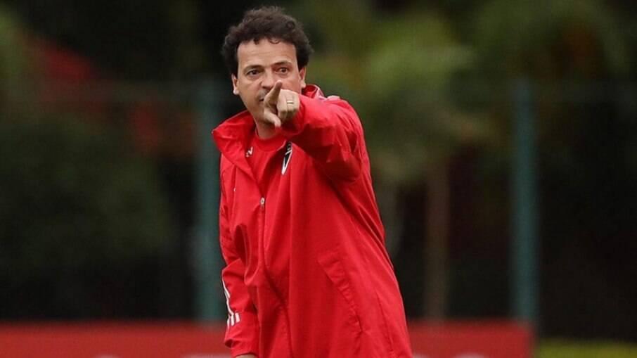 Fernando Diniz interessa ao Botafogo
