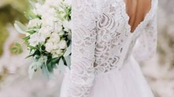 5 tendências de vestidos para brilhar on e off no seu casamento