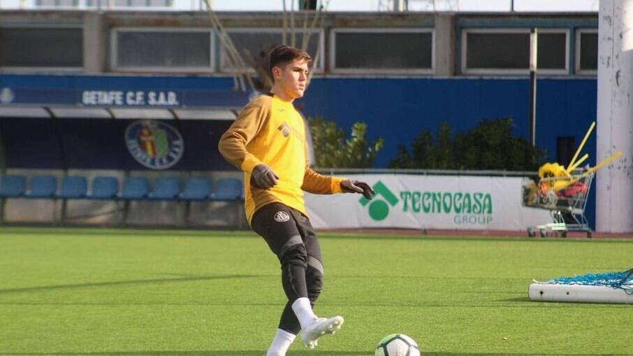 João Pistelli está de volta ao Santos