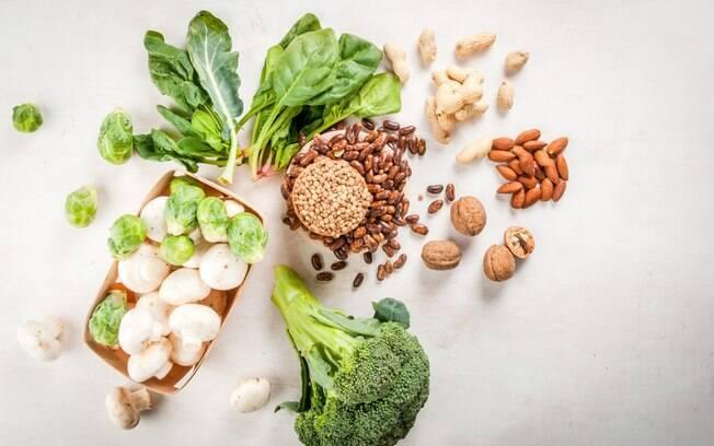 A proteína vegetal pode ser uma boa substituta para a carne vermelha se você quer reduzir seus níveis de colesterol
