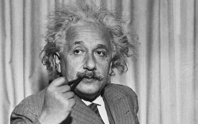 Albert Einstein foi denunciado à polícia de Tocantins por homem que alega acusa o físico alemão de