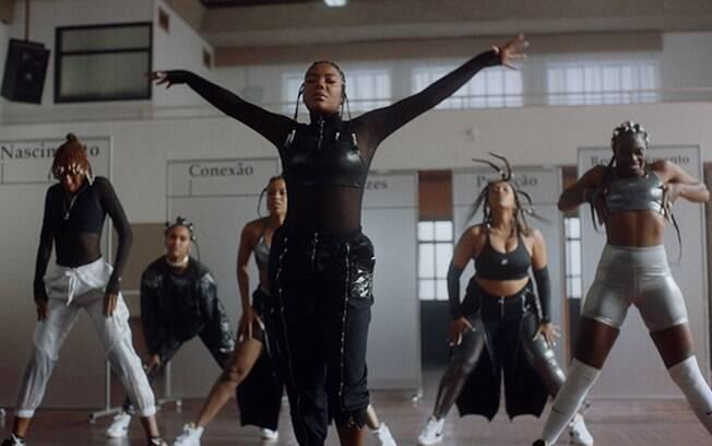 Ludmilla e Trumalinas Negras estreiam filme de dança