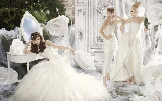 Iulia, Marcelina e Diana, os três estilos da vez