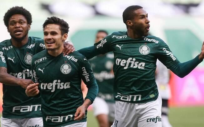 Palmeiras enfrenta o Red Bull Brasil hoje