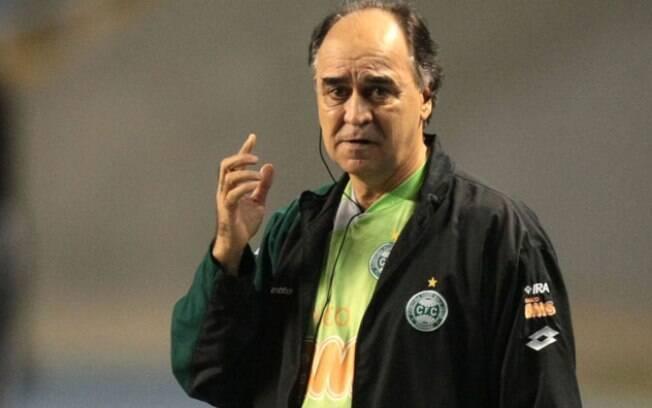 Marcelo Oliveira permaneceu por quase dois  anos no comando do Coritiba
