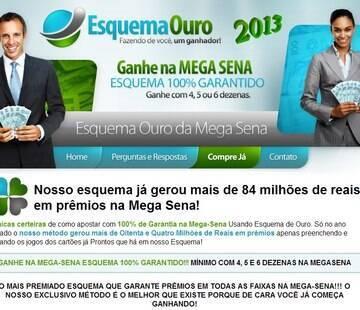 """Manuais online prometem revelar """"segredos das loterias"""""""